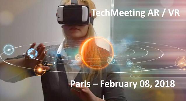 AR/VR TechMeeting