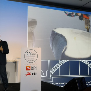 Sergio Dulio, from ATOM Lab: Robot assisted manufacturing system