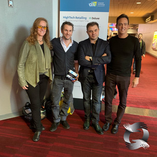"""Speakers of the Panel """"My Personal Shopper"""""""