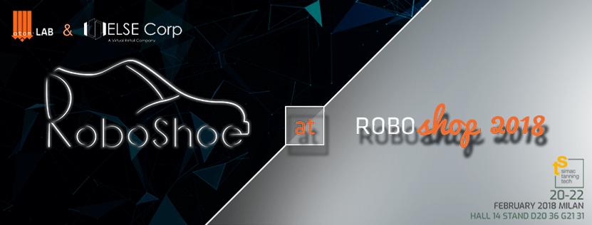 Atom Lab ELSE Corp at SIMAC with RoboShop 2018