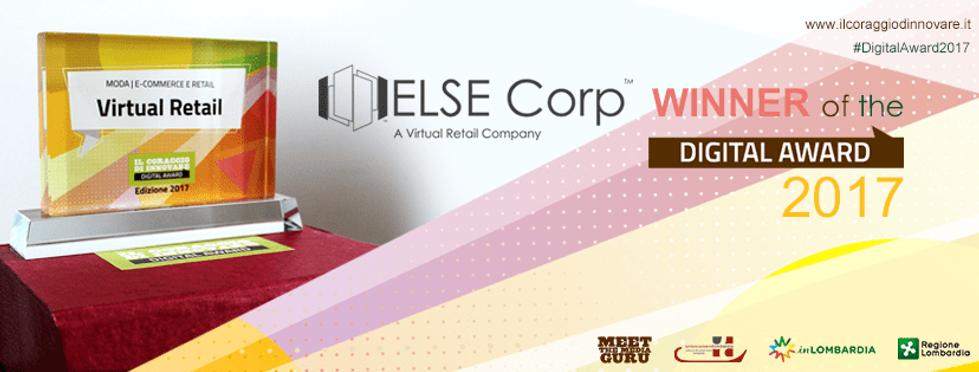 Digital Award ELSE Corp