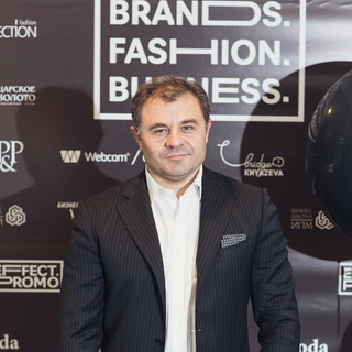 Andrey Golub at Brands. Fashion. Business Conference in Minsk