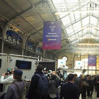 AR/VR TechMeeting by Paris Region