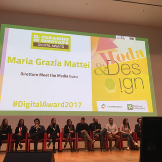 Il Coraggio di Innovare Digital Award 2017