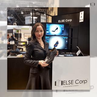 Alina Shagiakhmetova, ELSE Corp's Fashion & Style Manager