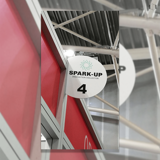 SPARK-UP AREA: ELSE Corp at Stand 4