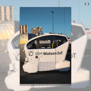 IBM Watson IoT at CES 2019