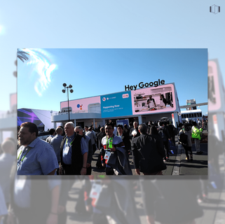 """Hey Google"" - CES 2019, LAS VEGAS"