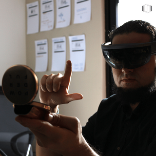 The Making of MyPowderful Hololens App