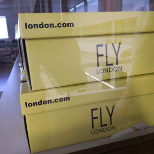 Fly London Factory Visit: the final result