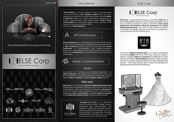 Brochure ELSE Corp