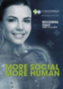 Cosmofarma Exhibition - More Social, More Human