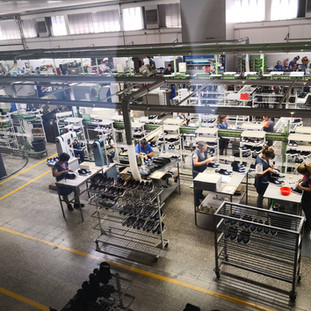 Joia Cloud Footwear: Factory Visit