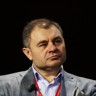Andrey Golub, ELSE Corp's CEO & Chairman of the event