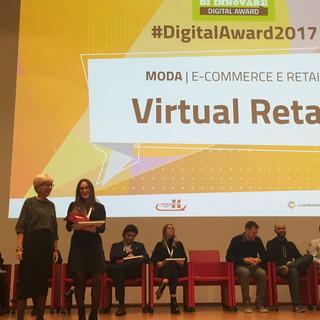 ELSE Corp wins at Il Coraggio di Innovare Digital Award 2017