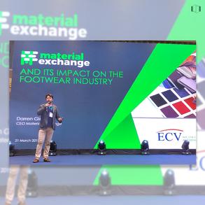 Material Exchange and CEO Darren Glenist