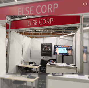 ELSE Corp Stand