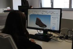 RoboShoe 3d CAD on ShoeMaster