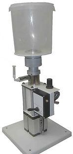 meter mix dispense