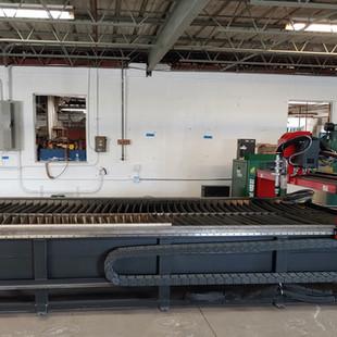 New CNC Plasma Table 2