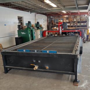New CNC Plasma Table