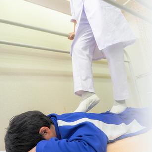 ■足踏み療法