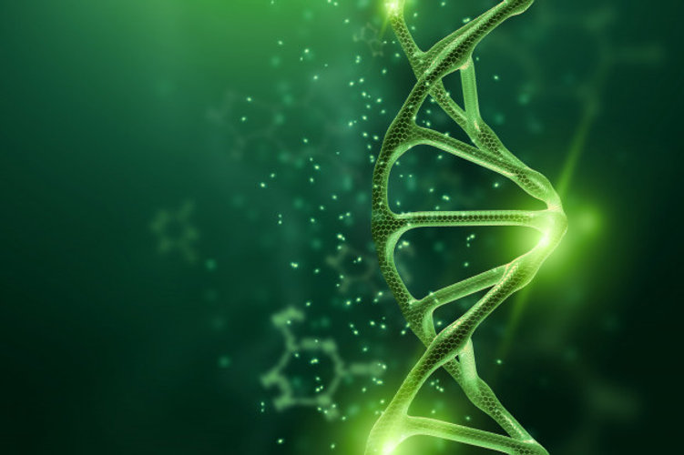 creativo-fondo-biologico-estructura-adn-