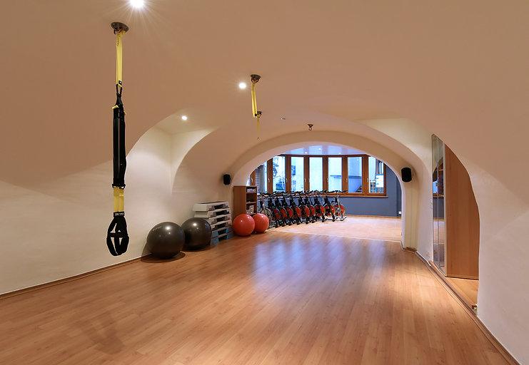 Salle de sports à Epesses, Lavaux, Vaud - Marie Marmy, personal trainer - photo Myriam Ramel