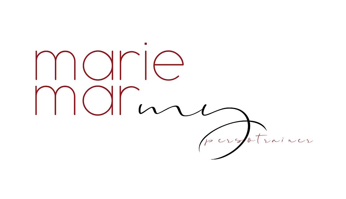 LOGO MARIE MARMY création Myriam Ramel