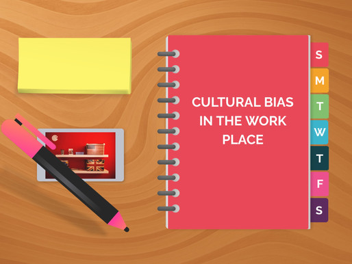 Difficulties with professional biases in the workplace?