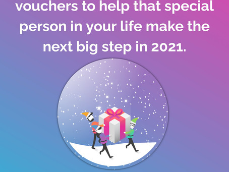 Get a Pharos voucher to help your loved ones!