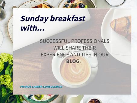 """""""Sunday breakfats with..."""""""
