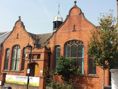 Supporting our local community: West Hampstead Women´s Center