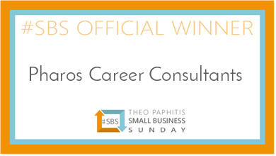 PHAROS CAREER CONSULTANTS, #SBS award winners
