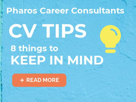 Two tips a week keep that CV in good shape!
