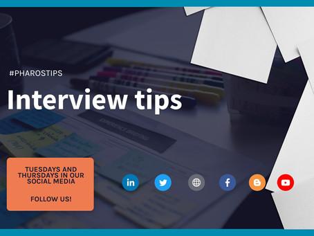 8 Free Interview tips to make you shine!