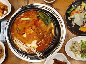 Polévka z kimchi - Kimchi Jjigae 김치찌개 🌶🌶🌶
