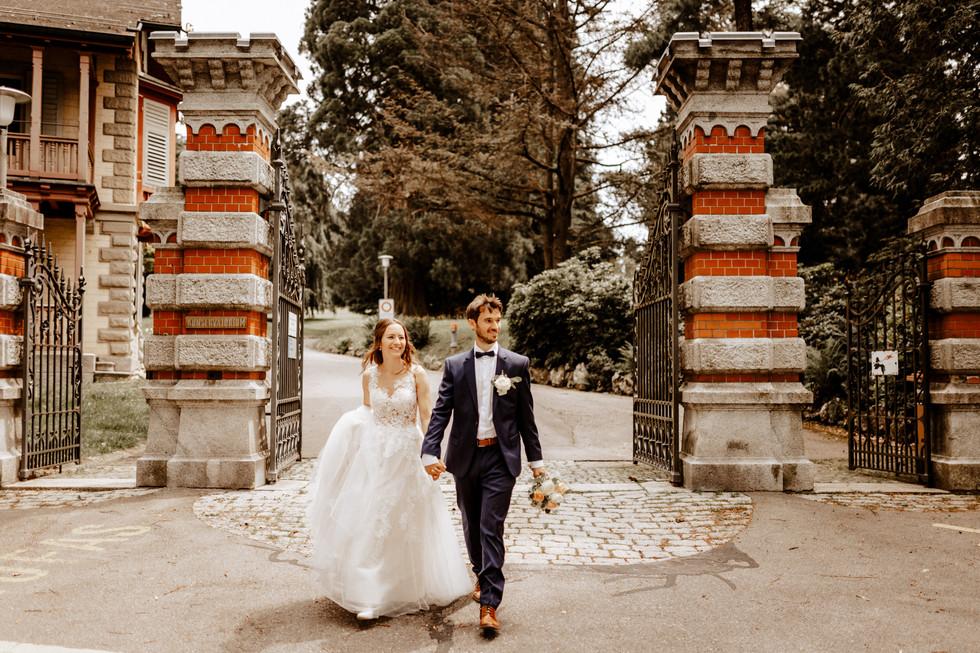 Brautpaarshooting im Konsipark 16