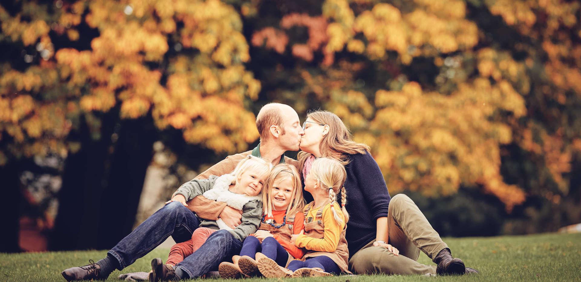 Herbst Familienfotoshooting-Familienfotograf-luzern