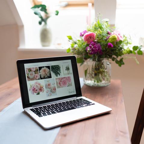 Produktfotografie vom Lager für einen Flyer und die Homepage