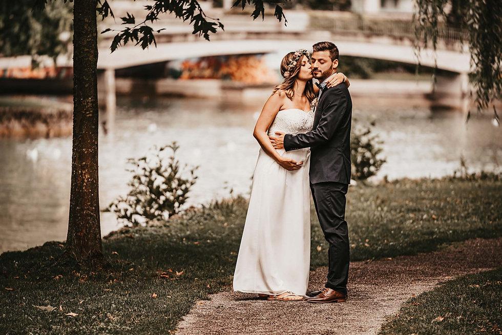 Hochzeitsfotograf Schweiz - Brautpaarshooting luzern zug nidwalden obwalden