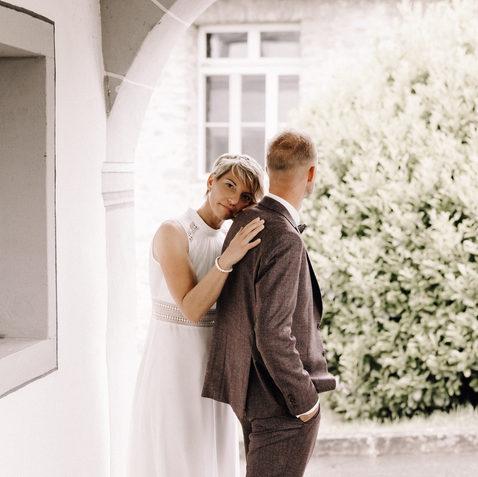 Boho style Brautpaarshooting