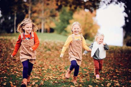 Herbst Outdoor Familien Fotoshooting