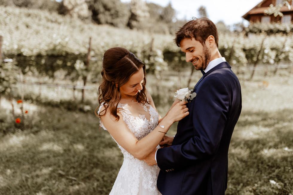 Brautpaarshooting beim Seeburghof