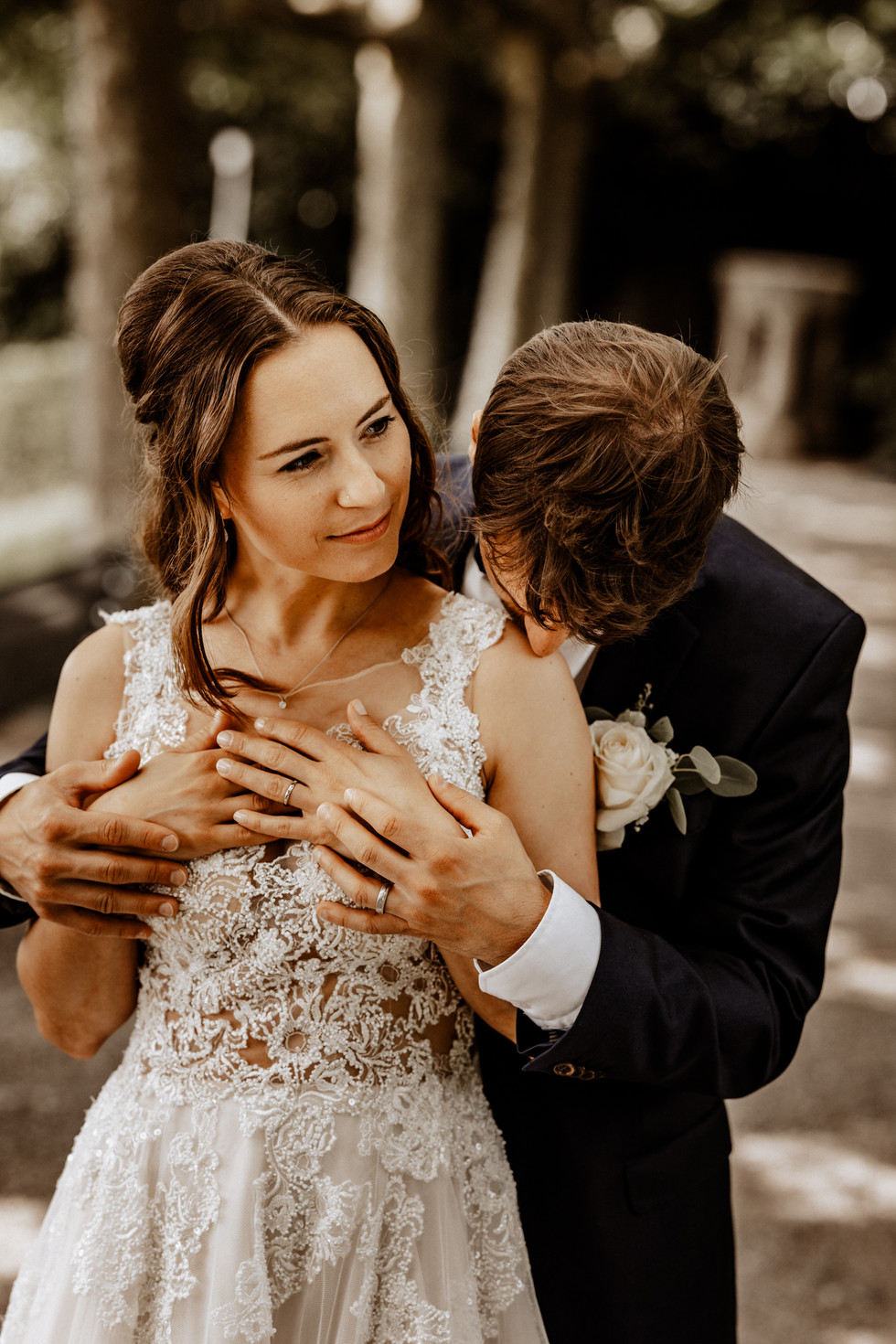 Brautpaarshooting im Konsipark 3