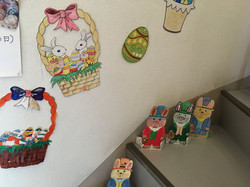 Easterの飾り