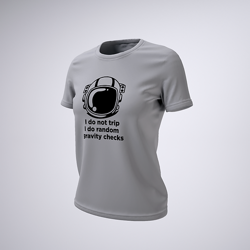 Camiseta #deliberar Astronauta
