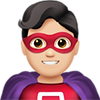 man-superhero-light-skin-tone_1f9b8-1f3f