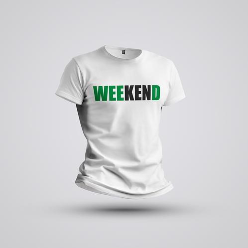 Camiseta #deliberar Weekend