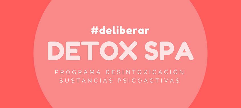 Manual Detox Sustancias Psicoactivas